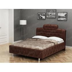 Мягкая кровать ВМК-Шале «Стефани» 90 см