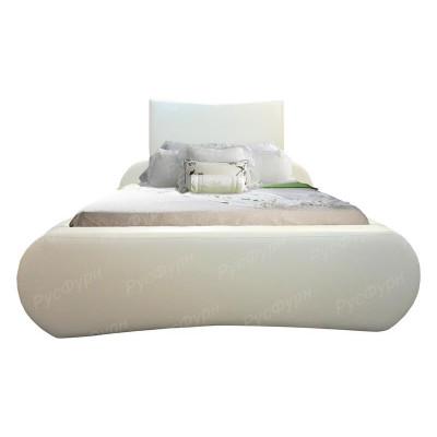 Мягкая кровать ВМК-Шале «Мадонна» 140 см