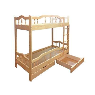 Двухъярусная кровать ВМК-Шале «Джерри» 90 см