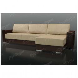 Угловой диван Благо-8 Sola 13
