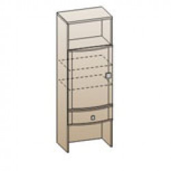 Шкаф ШК-232 (верх.) для гостиной Лером «Роберта»