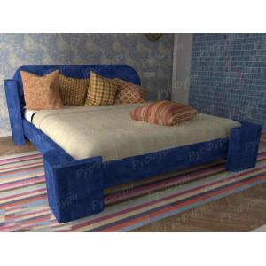 Мягкая кровать ВМК-Шале «Марго-2» 180 см