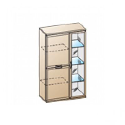 Шкаф ШК-1082 для гостиной Лером «Карина»