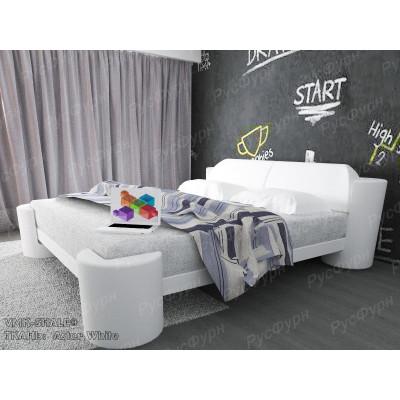 Мягкая кровать ВМК-Шале «Марго» 120 см