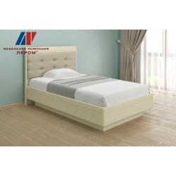 Кровать КР-1851 (1,2х2,0) для спальни Лером «Мелисса»