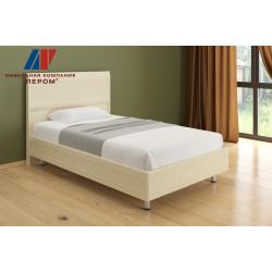 Кровать КР-2801 (1,2х2,0) для спальни Лером «Мелисса»