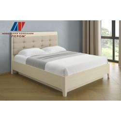 Кровать КР-1073 (1,6х2,0) для спальни Лером «Мелисса»