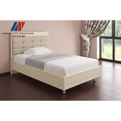Кровать КР-2051 (1,2х2,0) для спальни Лером «Камелия»