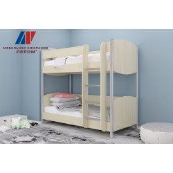 Кровать КР-123 для детской Лером «Ксюша»
