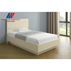 Кровать КР-1701 (1,2х2,0) для спальни Лером «Камелия»