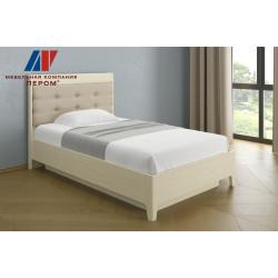 Кровать КР-1072 (1,4х2,0) для спальни Лером «Мелисса»