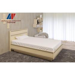 Кровать КР-1001 (1,2х2,0) для спальни Лером «Карина»