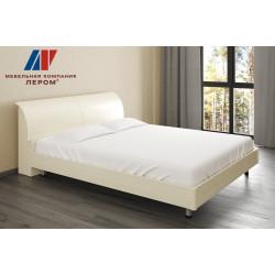 Кровать КР-104 (1,6х2,0) для спальни Лером «Дольче Нотте»