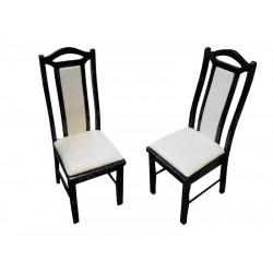 Деревянный стул ВМК-ШалеЛайнс с мягким сиденьем