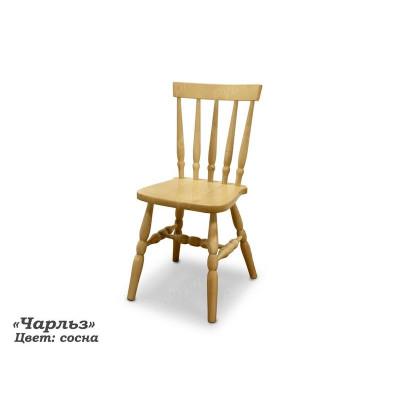 Деревянный стул ВМК-ШалеЧарльз