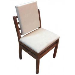 Деревянный стул ВМК-ШалеСоверен с мягким сиденьем