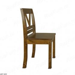 Комбинированный деревянный стул ВМК-Шале Холли