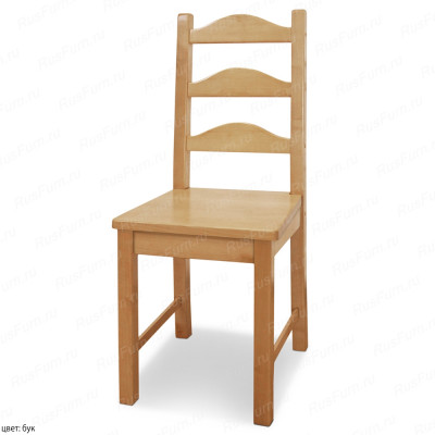 Деревянный стул ВМК-Шале Томас