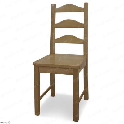 Комбинированный деревянный стул ВМК-Шале Томас