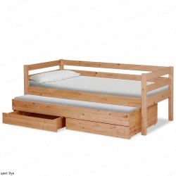 Детская кровать ВМК-Шале «Олимп» 70 см
