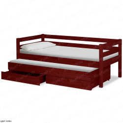 Детская кровать ВМК-Шале «Олимп» 90 см