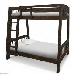 Двухъярусная кровать ВМК-Шале «Эльбрус» 80 см