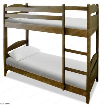 Двухъярусная кровать ВМК-Шале «Фрегат» 90 см