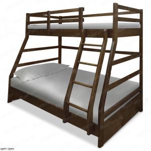 Двухъярусная кровать ВМК-Шале «Хостел» 90 см