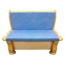 Прямой кухонный диван ВМК-Шале Розенлау