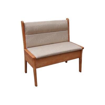Прямой кухонный диван ВМК-Шале Кристофер