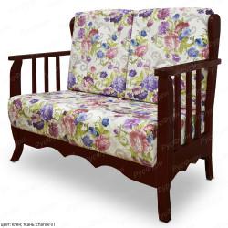 Прямой кухонный диван ВМК-Шале Натан