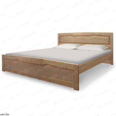 Кровать из массива сосны ВМК-Шале Ариэль 2 90 см