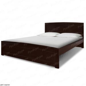 Кровать из массива сосны Ариэль 2 шириной 180 см