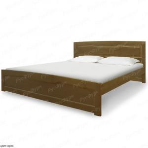Кровать из массива сосны ВМК-Шале Ариэль 2 140 см