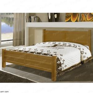 Кровать из массива сосны ВМК-Шале Ассоль 120 см