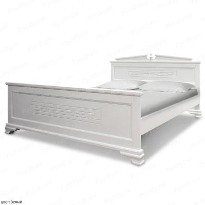 Кровать из массива сосны ВМК-Шале Авизия 140 см