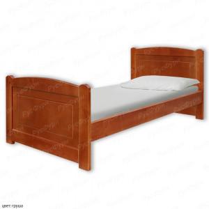 Кровать из массива сосны ВМК-Шале Березка 90 см