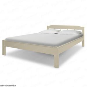 Кровать из массива сосны ВМК-Шале Бюджет 2 180 см