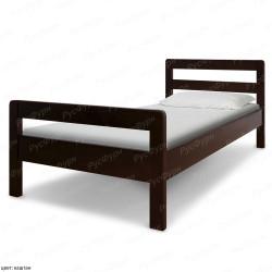 Кровать из массива сосны ВМК-Шале Калинка 90 см