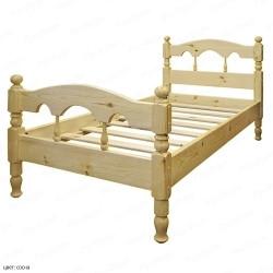 Кровать из массива сосны ВМК-Шале Капелла 90 см