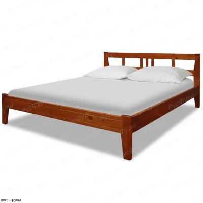 Кровать из массива сосны ВМК-Шале Маэстро 180 см