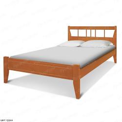 Кровать из массива сосны ВМК-Шале Маэстро 140 см