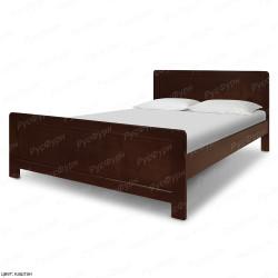 Кровать из массива сосны ВМК-Шале Мантра 160 см