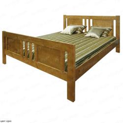 Кровать из массива сосны ВМК-Шале Марика 180 см