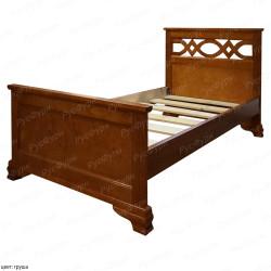 Кровать из массива сосны ВМК-Шале Майорита 90 см