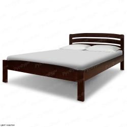 Кровать из массива сосны ВМК-Шале Сиена 160 см