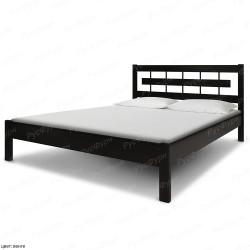 Кровать из массива сосны ВМК-Шале Соло 2 140 см