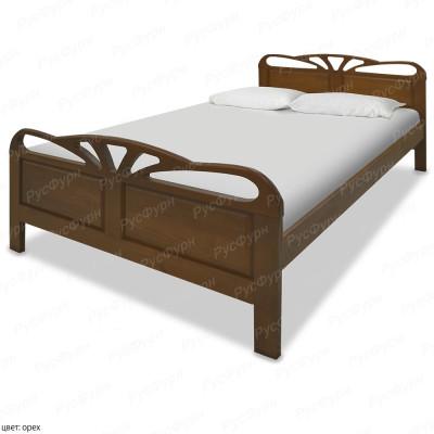 Кровать из массива сосны ВМК-Шале Тая 180 см