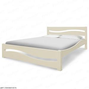 Кровать из массива сосны ВМК-Шале Вэлла 180 см