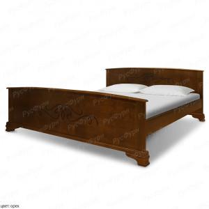 Кровать из массива сосны ВМК-Шале Веркара 160 см